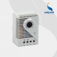 FZK011常开机箱内温度控制调节器 配电柜温控器 可调温度控制器