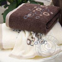 厂家定做批发 新款上市 500G婴儿浴巾纯棉 浴巾 140*70CM