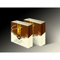 牛皮纸盒/高档礼品盒/内盒/牛皮纸袋定做/茶叶包装盒子
