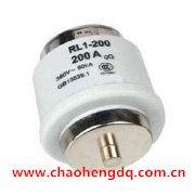 供应潮恒RL1低压熔断器 RL1-200螺旋式熔断器
