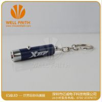 【厂家直销】迷你投影手电筒,新款投影手电筒,投影钥匙扣