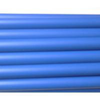 厂价直销 彩色穿线管红蓝φ16pvc电线管、PVC线管、pvc电工套管