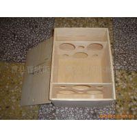 厂家定做六支木制红酒盒 各种规格红酒箱 张裕葡萄酒木制酒盒