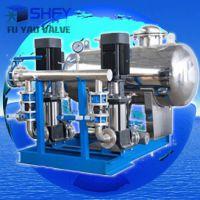 无?负压供水设备-ABB变频供水设备=PLC无负压供水设备