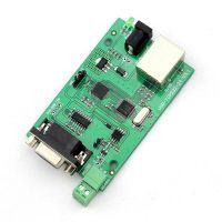 串口转网络模块 RS232 RS485 转以太网