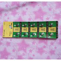 小巧耐用纽扣电子电池 10个一组 厂家直销批发 一元一件店批发