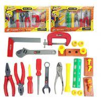 过家家玩具男孩电动维修工具手提儿童工具箱仿真工具台套装2892