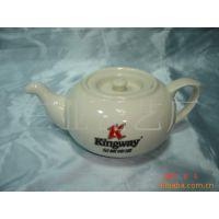 广告茶具餐具茶壶定制供应陶瓷茶壶 小酒杯 烟灰缸