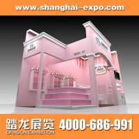 上海展会搭建商主场指定上海踏龙展览公司设计制作