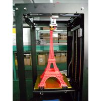 超大尺寸精准打印效果 进口原材料 金属结构3D打印机