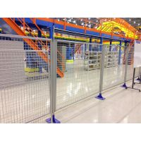 设备防护围栏 安全防护围墙 自动化设备 防护网墙