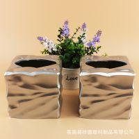 专属定制塑料纸巾盒 高档抽纸盒 创意餐巾纸盒 纸巾筒定做logo