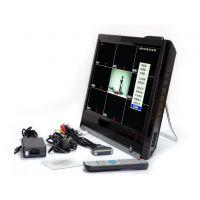 DVR一体机,18.5寸硬盘录像一体机,8路,网络监控,LCD一体机