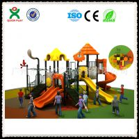 【设计】游乐设施户外大型滑梯 小区儿童室外滑梯 儿童乐园