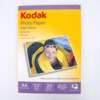 包邮正品柯达kodak 180克高光 A4相纸 喷墨打印相片纸 高光照片纸