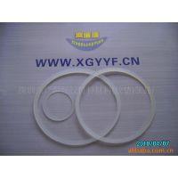 供应平面双环形硅胶垫.透明玻璃粒硅胶垫,防水性强硅胶垫