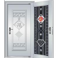 长沙不锈钢大门 304不锈钢门 六开不锈钢大门 实木门