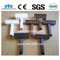 杭州哪里有生产铝合金成品金属檐沟的厂家/配件齐全/提供施工指导