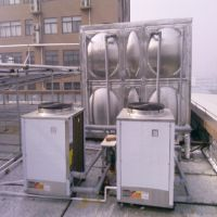 六安经济型酒店怎么选热水设备?热泵***合适吗?