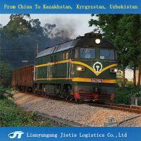 中国经阿拉山口/霍尔果斯至(莫斯科叶卡捷琳堡)俄罗斯国际铁路运输