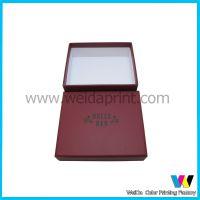 东莞纸盒厂家  大量生产饰品礼盒  方形包装盒  欢迎定做