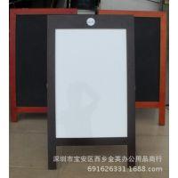 厂家生产直销A架白板软木板组合规格可定制