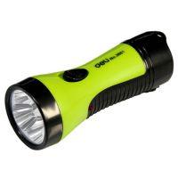 得力(Deli)LED充电式手电筒3661 4个灯头 颜色随机