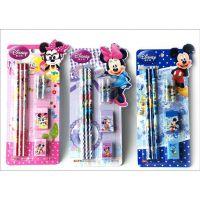 迪士尼授权厂商直销,供应迪士尼精美文具套装DM0008-1