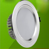 LED筒灯供应2.5寸LED天花筒灯 LED筒灯厂家批发防雾LED筒灯
