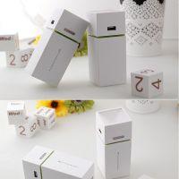 10000毫安时尚创意高档X100A小冰箱移动电源 充电宝 定做logo