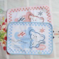 富婴坊2368# 睡袋尿垫 推车隔尿垫 宝宝防水尿垫婴儿餐椅坐垫