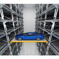 智能立体停车库厂家 平面移动式立体停车设备
