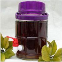 厂家直销杨梅酒瓶 密封玻璃瓶 泡酒无铅玻璃瓶 酿酒瓶 大量批发