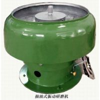 供应电机配件研磨抛光机--启隆VB-E振动研磨机