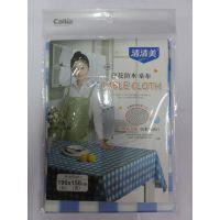 清清美 CPE印花防水桌布 三种尺寸可选