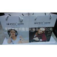 手机包装盒礼品盒手提纸袋,深圳龙华包装厂定制生产!