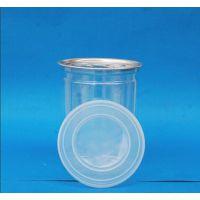 供应批发各种容量是PET塑料易拉罐 塑料易拉罐 透明塑料易拉罐