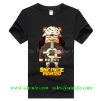 Cotton Polo T-shirt for sublimation