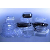 厂家供应吸塑盒 一次性塑料盒 水果打包盒 PET材质 全新高透明 可定制