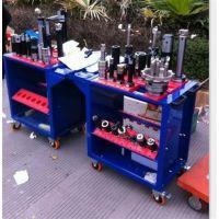 揭阳刀具存放车、BT40刀具存放车供应商、简易刀具车低价出售、富新源