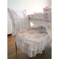 2014淘宝桌布布艺餐厅台布餐椅垫靠垫坐垫椅垫椅子套花蜜寻访