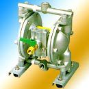 供应气动隔膜泵 不锈钢气动隔膜泵 不锈钢四氟气动隔膜泵 苏州隔膜泵