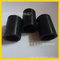 厂家供应 橡胶套 橡胶内六角形保护套 耐磨减震防尘套
