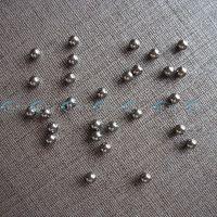 316不锈钢珠 1.588mm、2mm、3mm、5mm 锁配件 锂电池封口钢球 无磁性滚珠