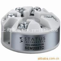 英国STATUS压力传感器和数显温度计