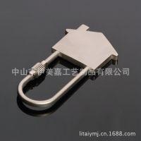 金属钥匙扣 小房子钥匙扣 房产中介 物业礼品 房地产赠品 Y162