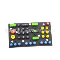硅胶滴胶按键 导电胶按键 遥控器按键 硅橡胶制品