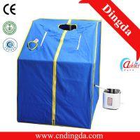 厂家定制 折叠式桑拿浴箱 熏蒸 排汗箱 改善人体新陈代谢