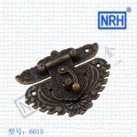 NRH纳汇五金 6615-69翔婴木箱木盒锁扣古典箱扣 五金木箱锁扣