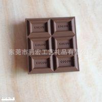 市场火爆产品 巧克力形状笔记本 专业生产 厂家直供 日记本